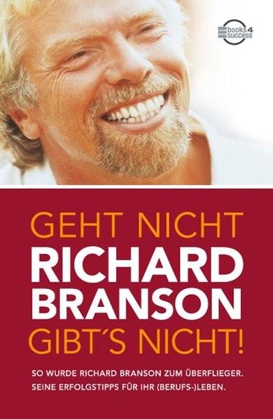 Geht nicht gibt's nicht! | Branson, 2009 | Buch (Cover)