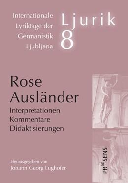 Abbildung von Lughofer | Rose Ausländer | 1. Auflage | 2020 | beck-shop.de