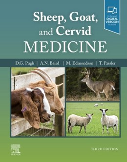 Abbildung von Pugh / Baird | Sheep, Goat, and Cervid Medicine | 3. Auflage | 2020 | beck-shop.de