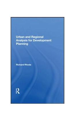 Abbildung von Rhoda | Urban And Regional Analysis For Development Planning | 2019