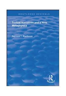 Abbildung von Shorthouse   Textual Narratives and a New Metaphysics   1. Auflage   2019   beck-shop.de