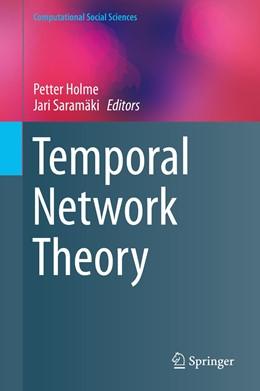 Abbildung von Holme / Saramäki | Temporal Network Theory | 1st ed. 2019 | 2019