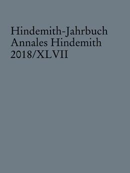 Abbildung von Hindemith-Jahrbuch | 1. Auflage | 2019 | beck-shop.de