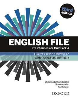 Abbildung von Oxenden / Latham-Koenig | English File third edition: Pre-intermediate. MultiPACK A with iTutor and Online Skills | 3. Auflage | 2019 | beck-shop.de
