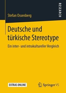 Abbildung von Ossenberg   Deutsche und türkische Stereotype   2019   Ein inter- und intrakulturelle...
