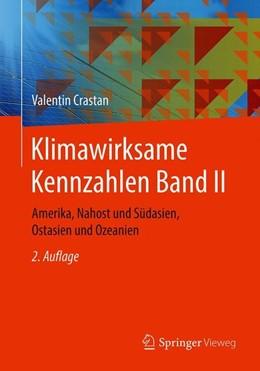 Abbildung von Crastan | Klimawirksame Kennzahlen Band II | 2. Auflage | 2019 | beck-shop.de