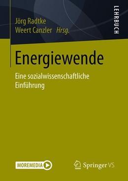 Abbildung von Radtke / Canzler | Energiewende | 1. Auflage | 2020 | beck-shop.de