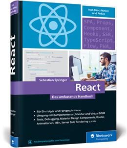 Abbildung von Springer | React | 1. Auflage | 2019 | beck-shop.de