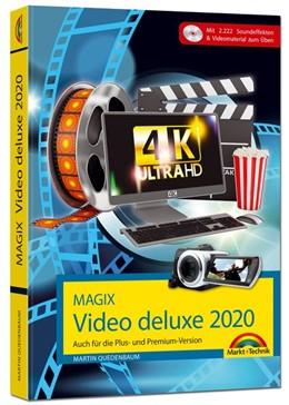 Abbildung von Quedenbaum | MAGIX Video deluxe 2020 Das Buch zur Software. Die besten Tipps und Tricks: | 1. Auflage | 2019 | beck-shop.de