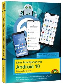 Abbildung von Immler   Dein Smartphone mit Android 10   1. Auflage   2020   beck-shop.de