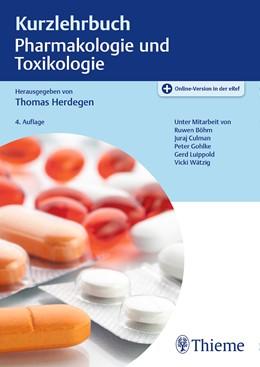 Abbildung von Herdegen | Kurzlehrbuch Pharmakologie und Toxikologie | 4. Auflage | 2019 | beck-shop.de