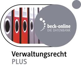 Abbildung von beck-online. Verwaltungsrecht PLUS | | Das Online-Angebot u.a. mit Sc...