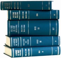 Abbildung von Recueil des cours, Collected Courses, Tome 397   2019   397