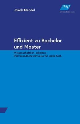 Abbildung von Mendel   Effizient zu Bachelor und Master   2019   Wissenschaftlich arbeiten - 90...