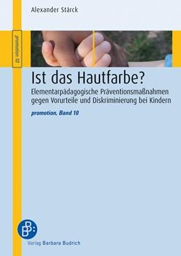 Abbildung von Stärck   Ist das Hautfarbe?   1. Auflage   2019   beck-shop.de