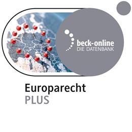 Abbildung von beck-online. Europarecht PLUS | | Das Online-Angebot u.a. mit Gr...