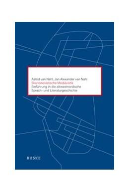 Abbildung von Nahl | Skandinavistische Mediävistik | 2019 | Einführung in die altwestnordi...