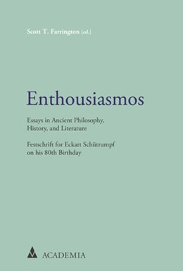 Abbildung von Farrington   Enthousiasmos   1. Auflage   2019   beck-shop.de