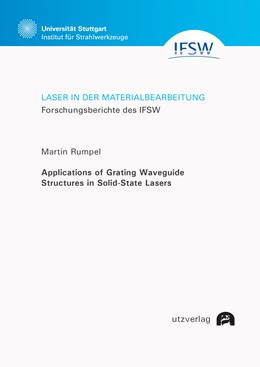 Abbildung von Rumpel | Applications of Grating Waveguide Structures in Solid-State Lasers | 1. Auflage | 2019 | 95 | beck-shop.de