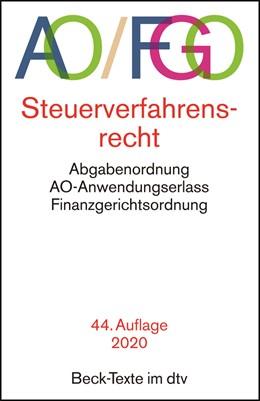 Abbildung von Abgabenordnung: AO / FGO | 44. Auflage | 2020 | Steuerverfahrensrecht, Abgaben... | 5548