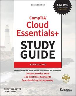 Abbildung von Docter / Fuchs | CompTIA Cloud Essentials+ Study Guide | 2. Auflage | 2020 | Exam CLO-002
