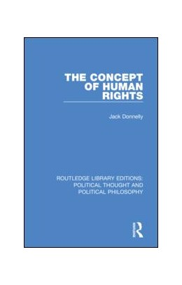 Abbildung von Donnelly | The Concept of Human Rights | 2019 | 19