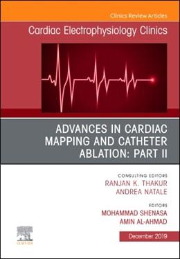 Abbildung von Shenasa / Al-Ahmad | Advances in Cardiac Mapping and Catheter Ablation: Part II, An Issue of Cardiac Electrophysiology Clinics | 2019 | 11-4