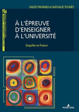Abbildung von Paivandi / Younès   À l'épreuve d'enseigner à l'Université   1. Auflage   2019   1   beck-shop.de