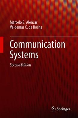 Abbildung von Alencar / da Rocha Jr. | Communication Systems | 2nd ed. 2020 | 2019