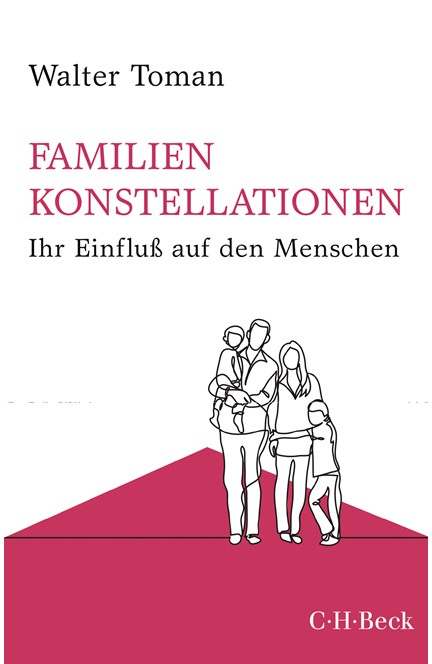 Cover: Walter Toman, Familienkonstellationen