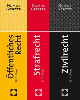 Abbildung von Zivilrecht - Öffentliches Recht - Strafrecht | 28. Auflage | 2019 | Textsammlung