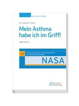 Abbildung von Schacher / Worth | NASA - Nationales Ambulantes Schulungsprogramm für erwachsene Asthmatiker (NASA): Verbrauchsmaterial | 2019 | Verbrauchsmaterial für 10 Pati...