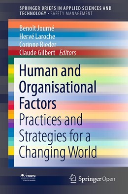 Abbildung von Journé / Laroche / Bieder / Gilbert | Human and Organisational Factors | 1st ed. 2020 | 2020 | Practices and Strategies for a...