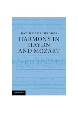 Abbildung von Damschroder | Harmony in Haydn and Mozart | 2012