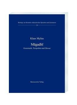 Abbildung von Mylius   Magadhi   2019   Grammatik, Textproben und Glos...   29
