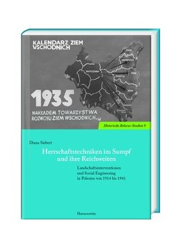 Abbildung von Siebert | Herrschaftstechniken im Sumpf und ihre Reichweiten | 1. Auflage | 2019 | 9 | beck-shop.de