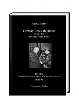 Abbildung von Richter   German-Greek Relation 1940-1960   2019   and the Merten Affair   90