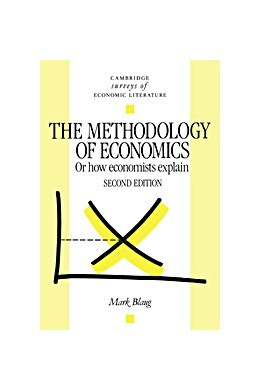 Abbildung von Blaug | Methodology of Economics | 1992 | Or, How Economists Explain