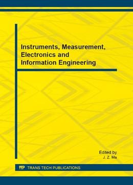 Abbildung von Ma | Instruments, Measurement, Electronics and Information Engineering | 1. Auflage | 2013 | Volumes 347-350 | beck-shop.de