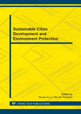 Abbildung von Xu / Tian / Dai | Sustainable Cities Development and Environment Protection | 2013 | Volumes 361-363