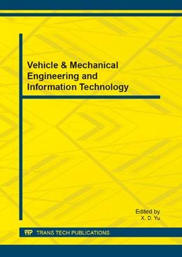Abbildung von Yu | Vehicle & Mechanical Engineering and Information Technology | 2013 | Volume 267