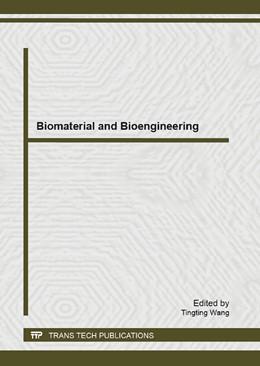 Abbildung von Wang | Biomaterial and Bioengineering | 1. Auflage | 2013 | Volume 647 | beck-shop.de