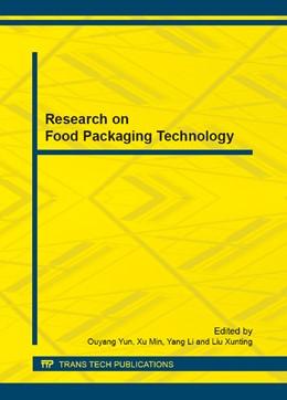 Abbildung von Ouyang / Xu | Research on Food Packaging Technology | 1. Auflage | 2014 | Volume 469 | beck-shop.de