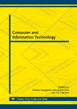 Abbildung von Yarlagadda / Choi / Kim | Computer and Information Technology | 2014 | Volumes 519-520