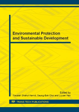 Abbildung von Shahul Hamid / Choi | Environmental Protection and Sustainable Development | 1. Auflage | 2014 | Volumes 522-524 | beck-shop.de