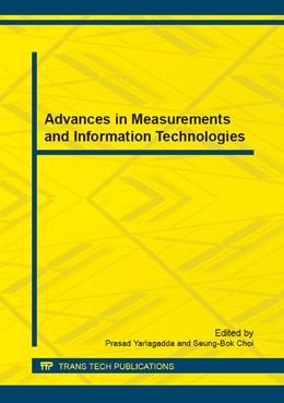 Abbildung von Yarlagadda / Choi | Advances in Measurements and Information Technologies | 2014 | Volumes 530-531
