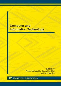 Abbildung von Yarlagadda / Choi / Kim | Computer and Information Technology | 2014 | Volumes 519-520