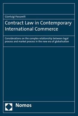 Abbildung von Passarelli | Contract Law in Contemporary International Commerce | 1. Auflage | 2019 | beck-shop.de