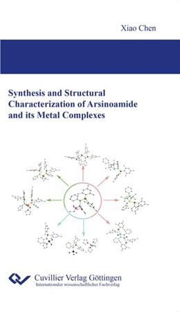 Abbildung von Xiao   Synthesis and Structural Characterization of Arsinoamide and its Metal Complexes   2019