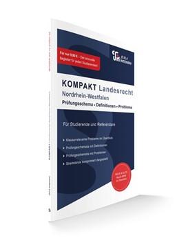 Abbildung von Kues | KOMPAKT Landesrecht - NRW | 2. Auflage | 2019 | beck-shop.de